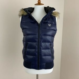American Eagle Outfitters Down Feather Puffer Vest